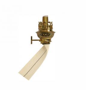 Rund rörbrännare till fotogenlampa