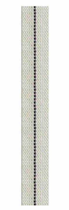 Veke til parafinlampe - Rundbrennerveke 11'''/25 mm - arvestykke - gammeldags dekor - klassisk stil - retro