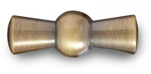 Knob for old style switch antique bronze