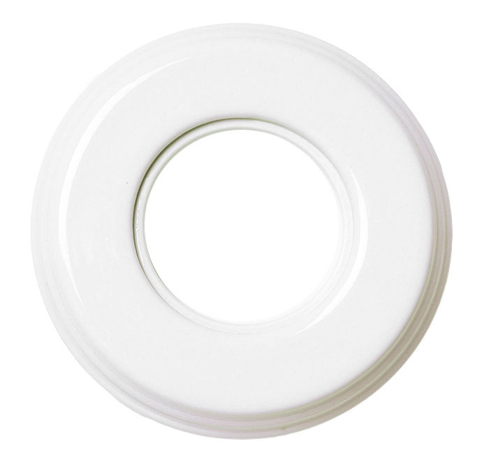 Frame 1 Element G.Colonial, White Porcelain