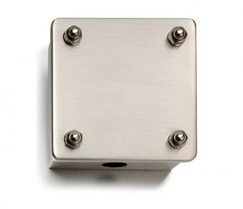 Connection Box Satin Nickel-Plated