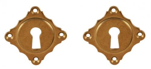Escutcheon - Næsman 10 (M) - old style - vintage interior - oldschool style