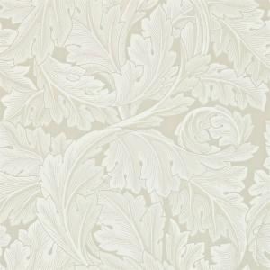 William Morris & Co. Wallpaper - Acanthus Chalk