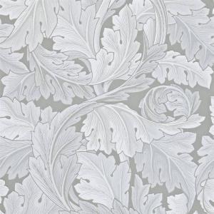 William Morris & Co. Tapet - Acanthus Marble - gammaldags tapet med blad