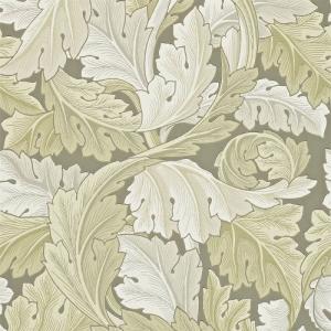 William Morris & Co. Tapet - Acanthus Stone - tapet med blad