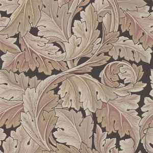 William Morris & Co. Wallpaper - Acanthus Terracotta
