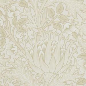William Morris & Co. Wallpaper - Artichoke Vellum
