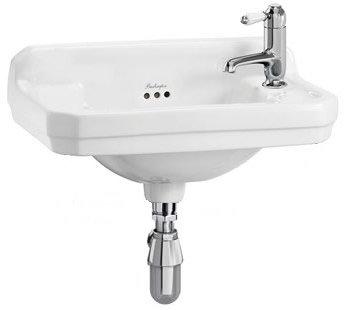 Wash Basin - Burlington Edwardian JR 51 cm
