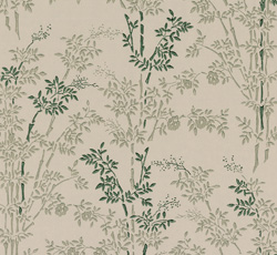Wallpaper - Bambu grey/green