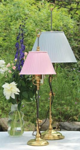 Table Lamp - Kellgren brass