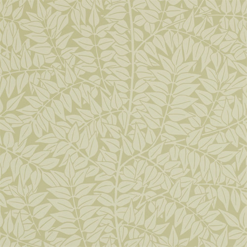 William Morris & Co. Wallpaper - Branch Catkin - old fashioned style - classic interior - retro
