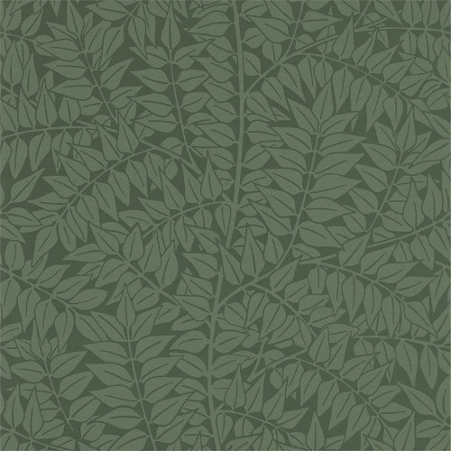 William Morris & Co. Wallpaper - Branch Forest - old fashioned style - classic interior - retro