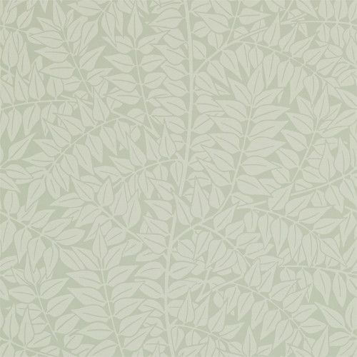 William Morris & Co. Wallpaper - Branch Sage - old fashioned style - classic interior - retro
