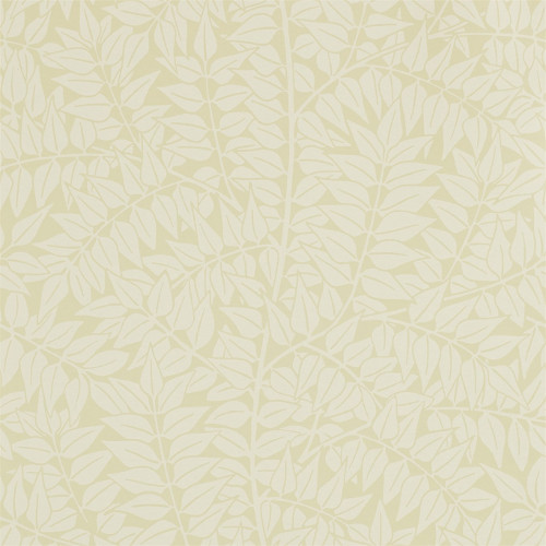 William Morris & Co. Wallpaper - Branch Tempera Cream