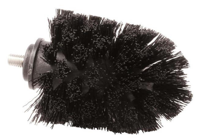 Toilet Brush Head : Replacement brush head to burlington toilet brush