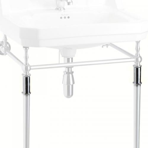 Burlington - Extension kit 60 mm basin stand chrome