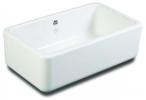 Kitchen Sink Porcelain - Shaws Classic Butler 800