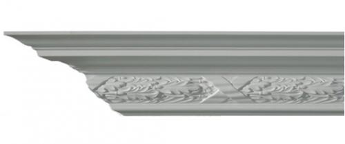 Cornice molding - CN-3077 - old fashioned style - classic interior - retro - vintage style
