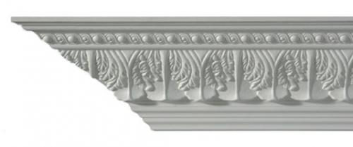 Cornice molding - CN-3080 - old fashioned style - classic interior - retro - vintage style