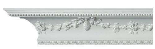 Cornice molding - CN-3089 - old fashioned style - classic interior - retro - vintage style