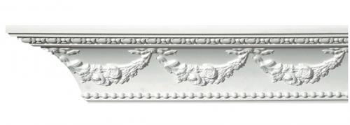 Cornice molding - CN-3092 - old fashioned style - classic interior - retro - vintage style