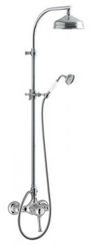 Shower Set - Maxima Low with Denver thermostat