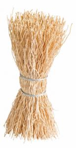 Rice root dish brush  - Pot scrubber