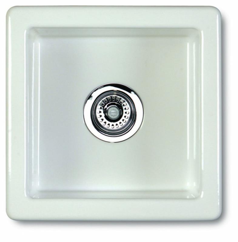 Kitchen Sink Porcelain - Shaws Belthorn 380