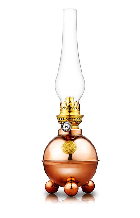 Oil Lamp - Dragsö copper