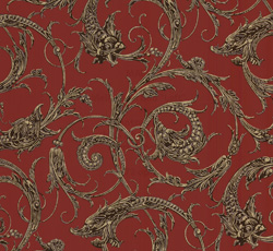 Wallpaper - Dragons red/brown/gold