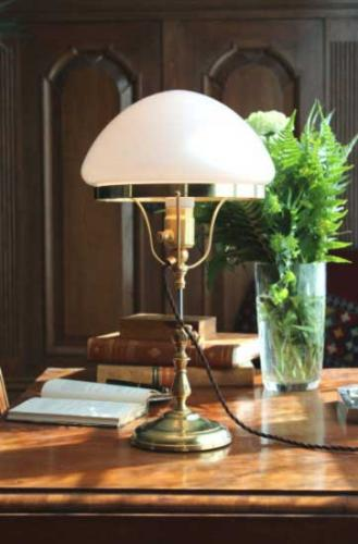 Table lamp - Fahlcrantz brass