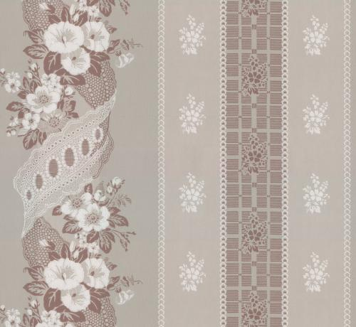 Wallpaper - Felicie Eleonore grey/pink