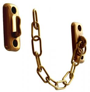 Window chain - Brass 17 cm