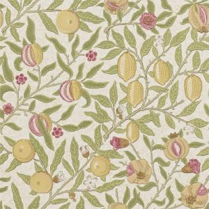 William Morris & Co. Wallpaper - Fruit Limestone/Artichoke