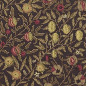 William Morris & Co. Tapet - Fruit Wine/Manilla - gammaldags inredning - retro - klassisk stil
