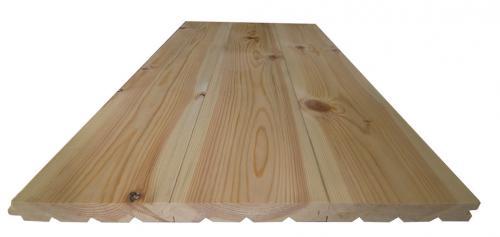 Pine floor - 25x135 mm, 8 %