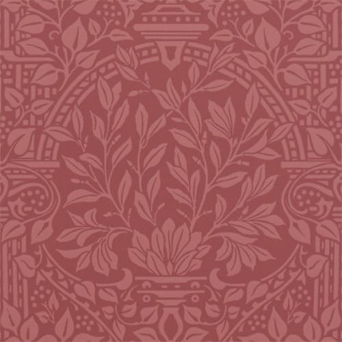 William Morris & Co. Wallpaper - Garden Craft Brick