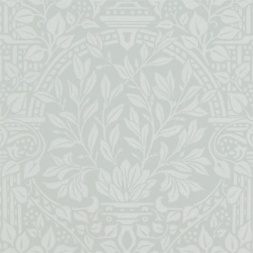 William Morris & Co. Wallpaper - Garden Craft Duckegg