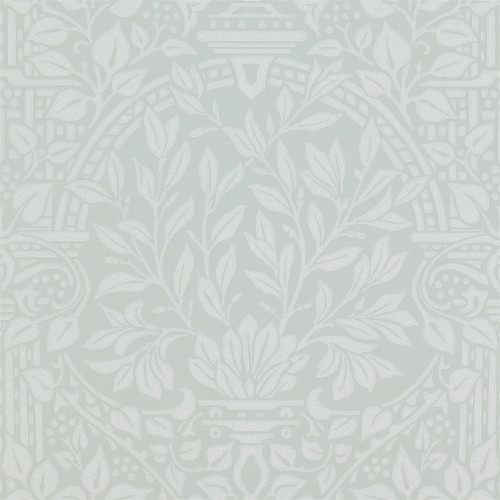 William Morris & Co. Wallpaper - Garden Craft Duckegg - old style - vintage interior - retro - classic style