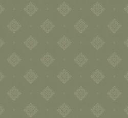 Lim & Handtryck Tapet - Gunnebo slott grønn/gull