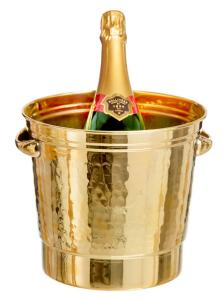 Hink mässing 4L - Champagnekylare