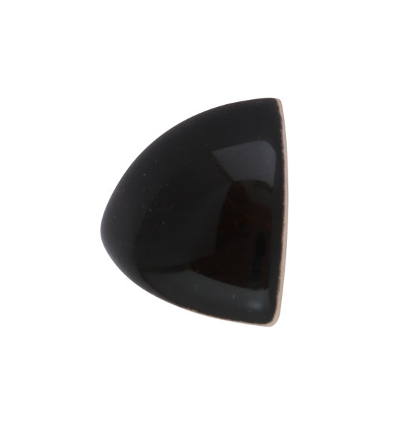 Tile Victoria - Corner piece for tile edge black, glossy