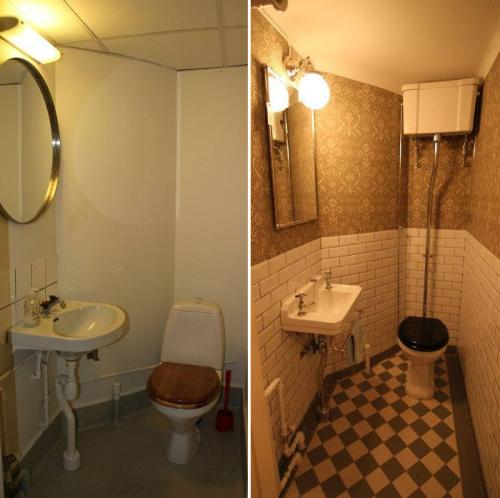 Inspiration - Restoration of guest toilet