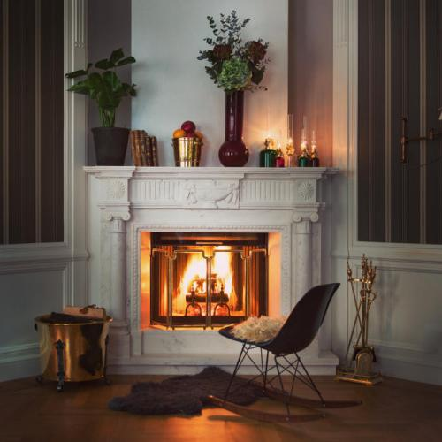 Inspiration - Fireplace