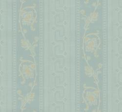 Wallpaper - Nääs slott light blue/turquoise