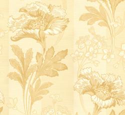 Wallpaper - Solviken white/yellow