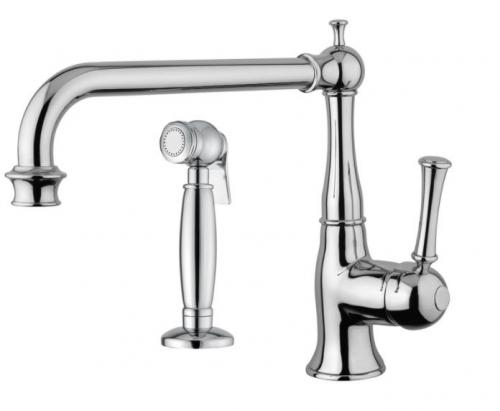 Kitchen mixer - Denver with separate hand shower