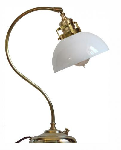 Table lamp - Lagerlöf with white glass