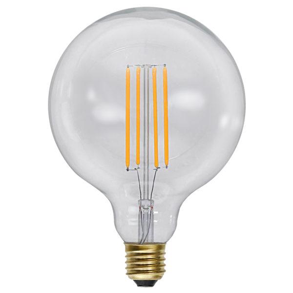 Populära LED-lampa - Gammaldags Klot 125 mm, 320 lm - Sekelskifte DI-25