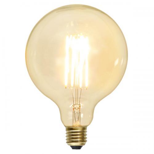 LED bulb - Globe 125 mm, 330 lm